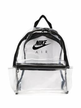 Nike прозрачный рюкзак Just Do It CW9258