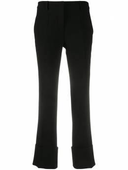 Alberto Biani укороченные брюки строгого кроя ABCC887AC0030