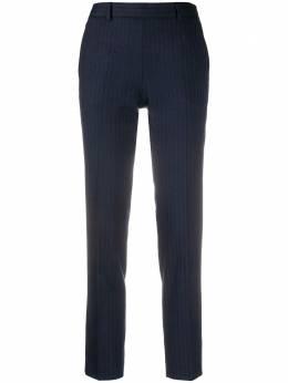 Alberto Biani укороченные брюки в тонкую полоску ABCC844WO0273