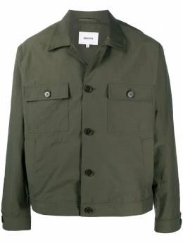 Nanushka куртка-рубашка Pax на пуговицах NM20FWOW02267