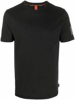 Raeburn футболка Pillar с воротником в рубчик RM42021M20WC000AW20