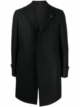 Tagliatore однобортное пальто Thomas THOMAS44SIC040