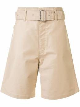 Jil Sander шорты-бермуды с поясом JPUQ663121MQ250800