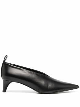 Jil Sander туфли-лодочки с заостренным носком JS35122A12010