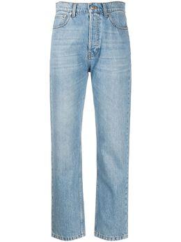 Nanushka джинсы Kemia с завышенной талией NW20PFPA01555