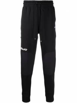 Nike спортивные брюки с логотипом CU4141