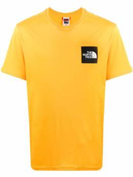 The North Face футболка с круглым вырезом и нашивкой-логотипом NF0A4M8B