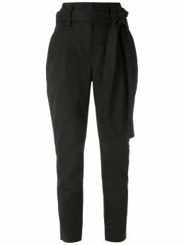 Martha Medeiros брюки скинни с завышенной талией CA002LI0