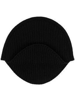 Mm6 Maison Margiela шапка в рубчик S62TC0035S17572