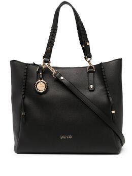 Liu Jo декорированная сумка-тоут AF0154E0221
