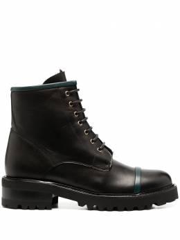 Malone Souliers ботинки на шнуровке BRYCES1