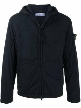 Stone Island куртка с капюшоном 731541228