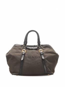 Prada Pre-Owned сумка-тоут Canapa GLJ0GPRHB017