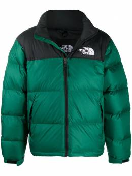 The North Face пуховик в двух тонах NF0A3C8DNL11