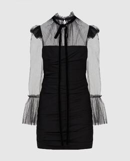 Черное платье Khaite 2300006337680