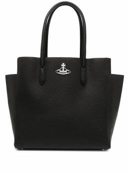 Vivienne Westwood сумка-тоут с логотипом 4206001001229