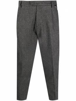 Low Brand укороченные зауженные брюки L1PFW20215319