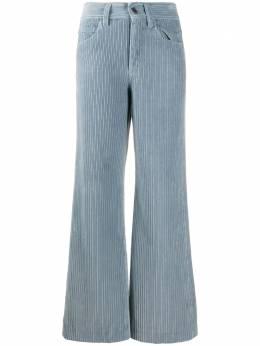 Brunello Cucinelli вельветовые брюки с завышенной талией MA175P5614C8515