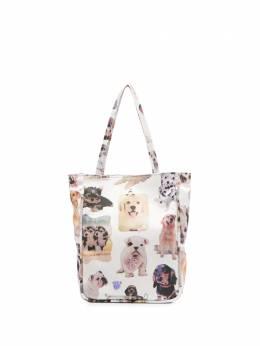 Ashley Williams мини-сумка с принтом AWAW20147