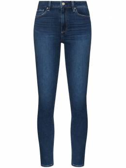 Paige джинсы скинни Muse с завышенной талией 6714F723245