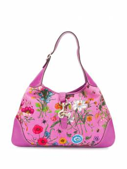 Gucci Pre-Owned сумка Flora 2005-го года GUCCIFLORABAG