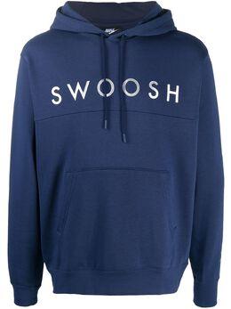 Nike slogan-print hoodie DC2586