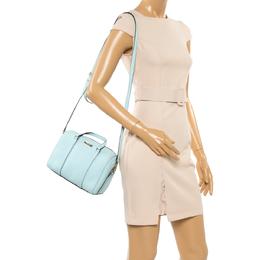 Kate Spade Mint Green Leather Newbury Lane Cassie Bag 351168
