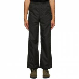 Needles Black Jog Track Trousers HM155