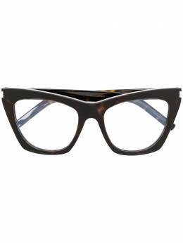 Saint Laurent Eyewear очки SL214 Kate SL214KATEOPT