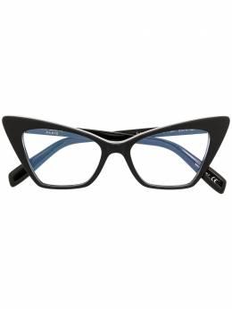 Saint Laurent Eyewear очки SL244OPT в оправе 'кошачий глаз'