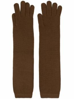 Gentry Portofino длинные трикотажные перчатки D406FW