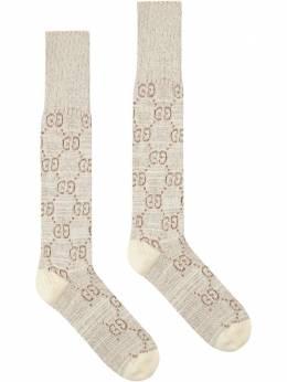 Gucci носки из ткани ламе 6206844GA78