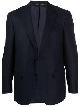 Canali однобортный пиджак CU01158