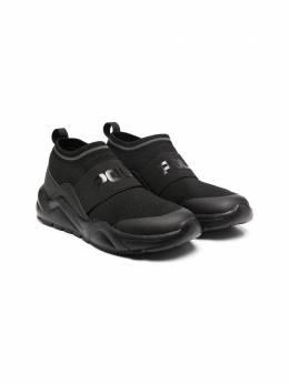 Ralph Lauren Kids кроссовки без застежки RF102477