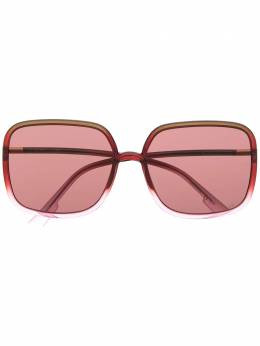 Dior Eyewear солнцезащитные очки в массивной квадратной оправе SOSTELLAIRE159IZK