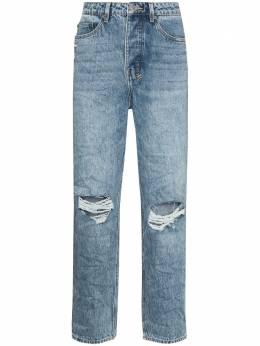 Ksubi джинсы Bullet Vibez с эффектом потертости 5000005201