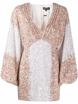 Retrofete платье мини с пайетками PF202821