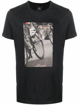 Ps by Paul Smith graphic print cotton T-shirt M2R010REP2330