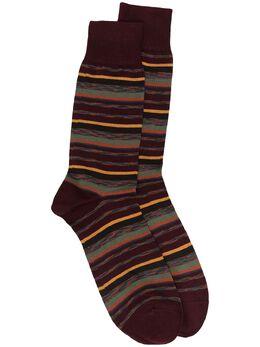 Paul Smith носки в полоску M1A800EEF417