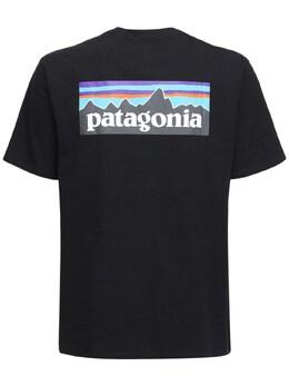 Футболка Из Джерси Patagonia 72I0LL002-QkxL0