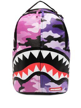 Sprayground рюкзак с камуфляжным принтом 910B3002NSZ