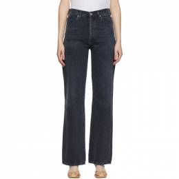 Citizens Of Humanity Black Annina Jeans 1746-1193