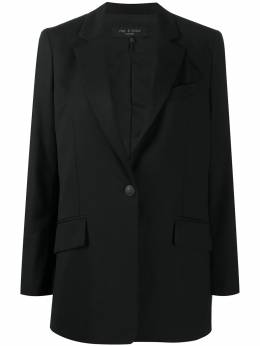 Rag&Bone notched-lapel single-breasted jacket WAW20S4044M8AA