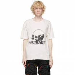 Alchemist Off-White Smash It Up T-Shirt ALDRFW20MJSST03