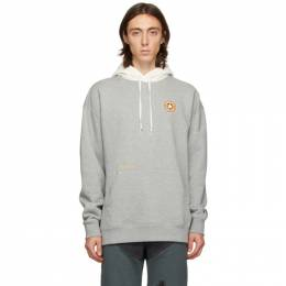 Converse Grey Bugs Bunny Edition 80th Anniversary Pull-Over Hoodie 10021414-A01