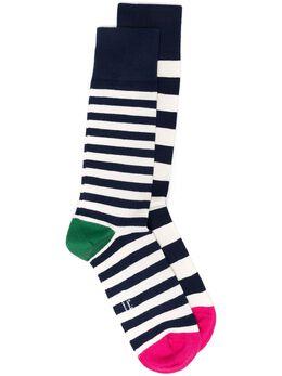 Paul Smith полосатые носки в стиле колор-блок M1A359AAK977