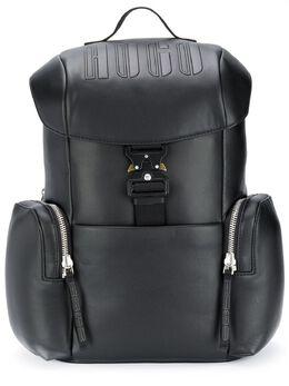 Hugo рюкзак с тисненым логотипом 50431618