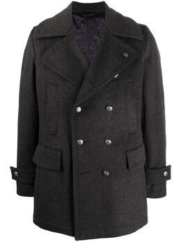 Gabriele Pasini двубортное пальто G16346ZGP16494