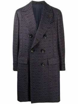 Gabriele Pasini двубортное пальто G16362GP16461