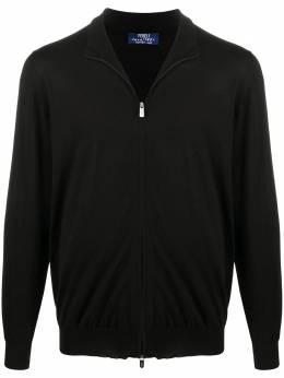 Fedeli свитер с высоким воротником на молнии 3UI07726